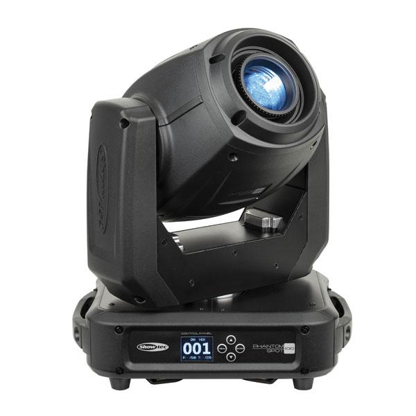 Showtec Phantom 100 Spot Kompakter 100 W LED Spot-Moving Head