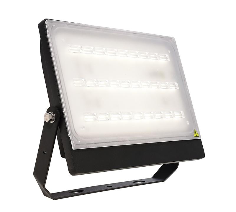 LED Fluter Brachium NW 80W schwarz
