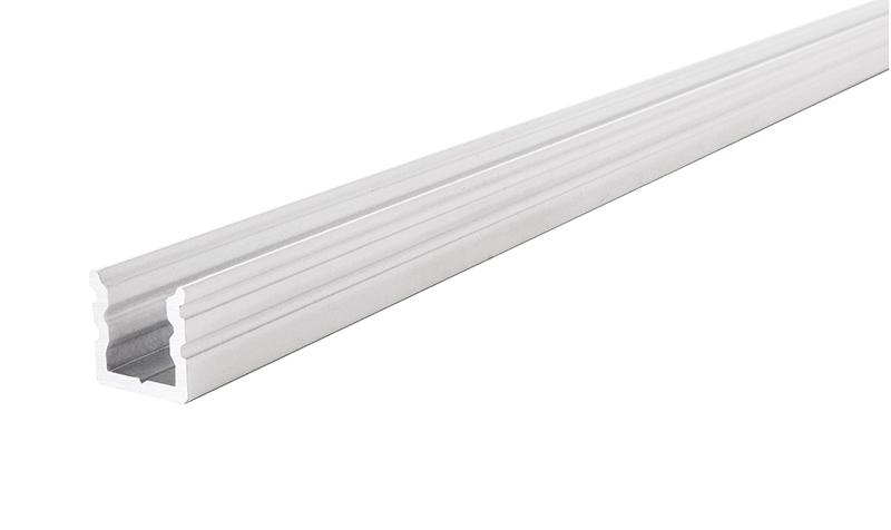 Profil AU-02-05 hoch 2m weiß matt