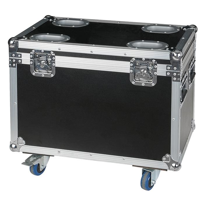 Showtec Eventspot 1800 Q4 Set Case für 6 Eventspots