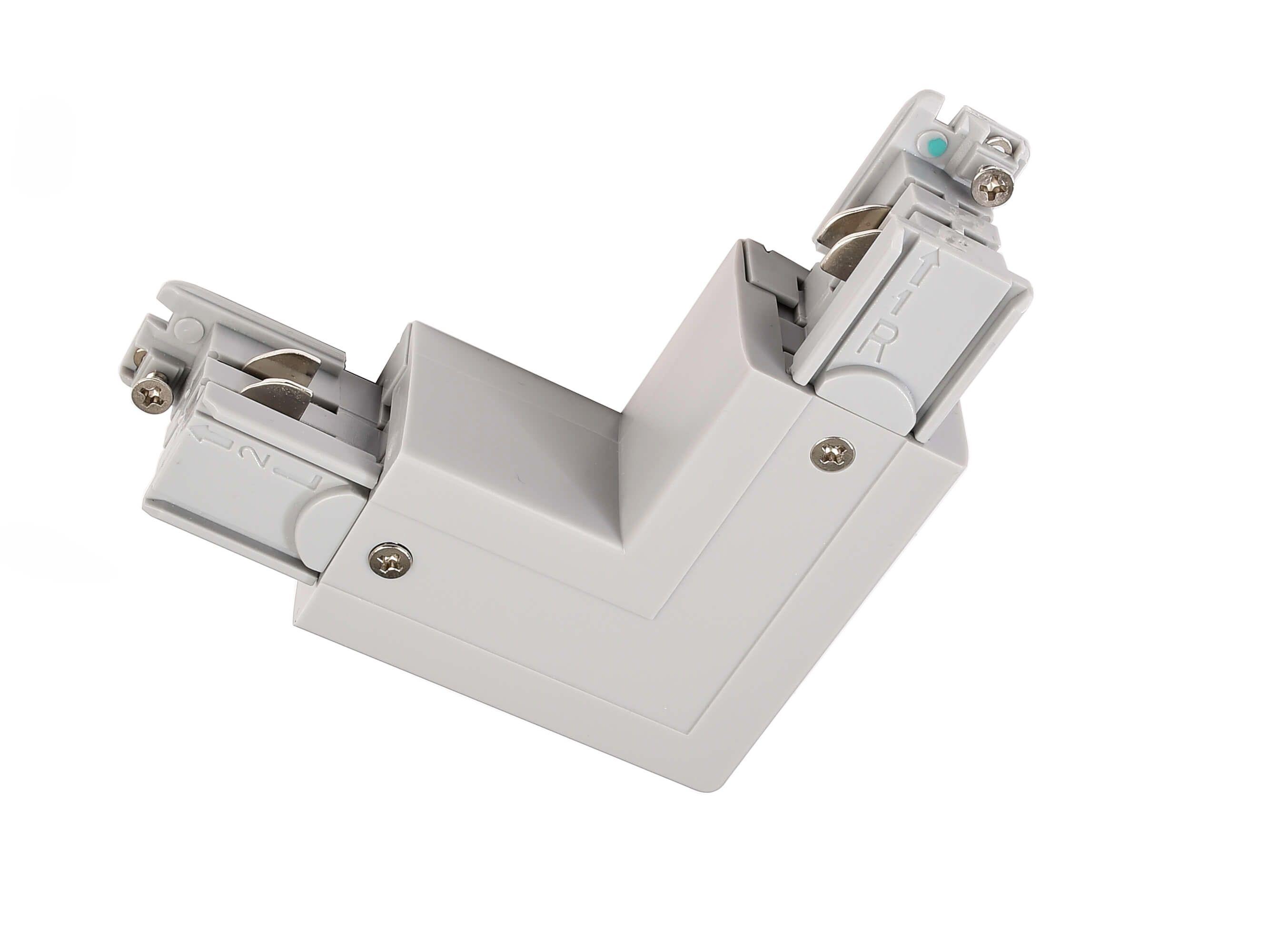 D Line 90°-Verbinder links-rechts mit Wechselmechanik