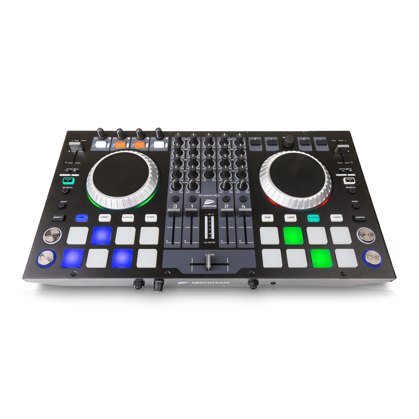 JB Systems DJ-Kontrol 4