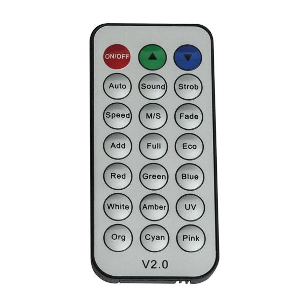 Showtec IR Remote for EventLITE 4/10 Q4 Zubehör batteriebetriebener Strahler