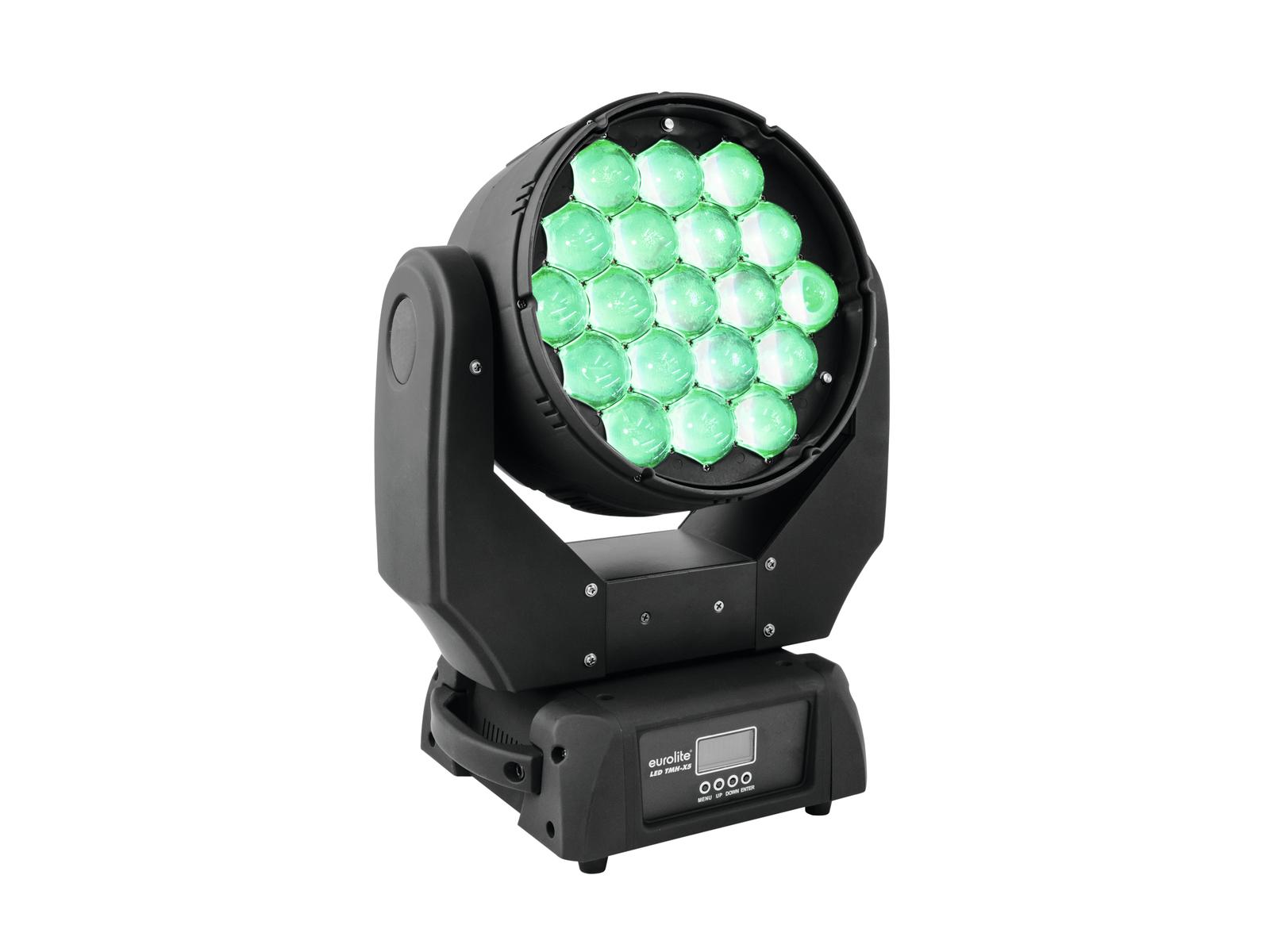 EUROLITE LED TMH-X5 Moving-Head Wash Zoom