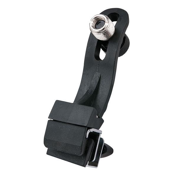Showgear Drum Microphone Clamp ABS mit Metallhalterung