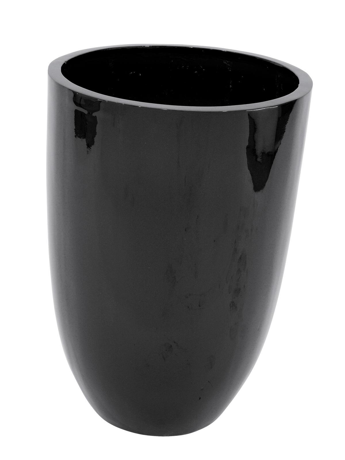 EUROPALMS LEICHTSIN CUP-69, schwarz, glänzend
