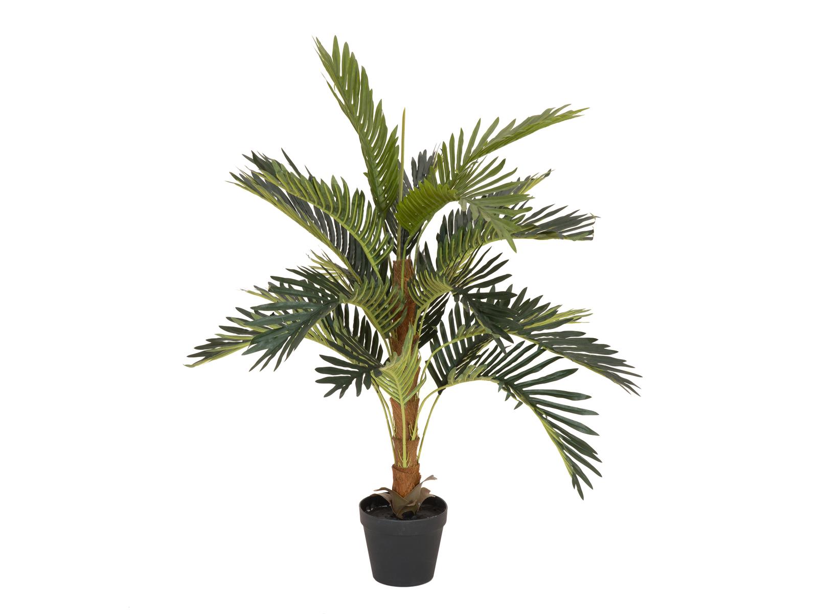 EUROPALMS Kokospalme, Kunstpflanze,  90cm