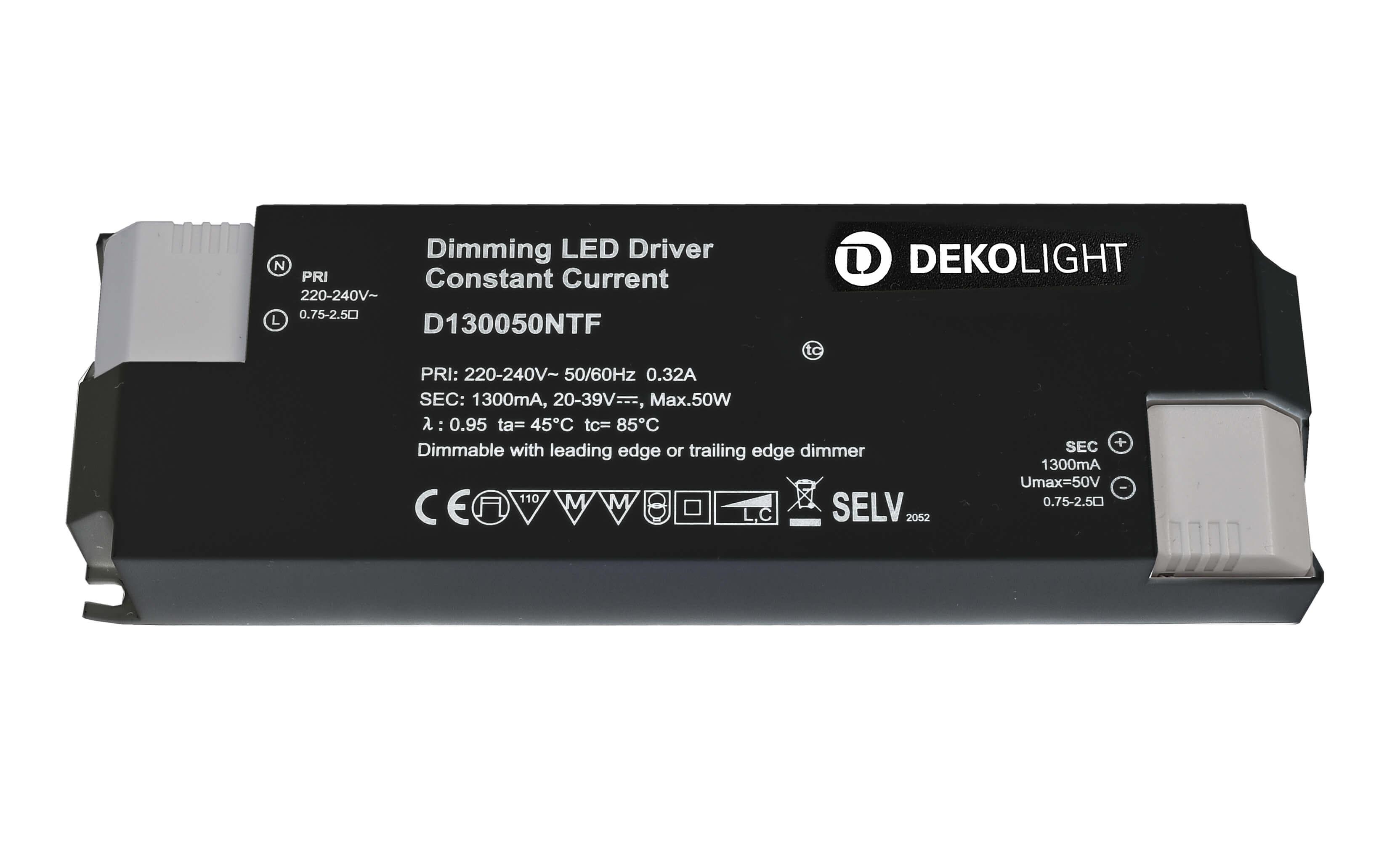 BASIC, DIM, CC, D130050NTF/50W