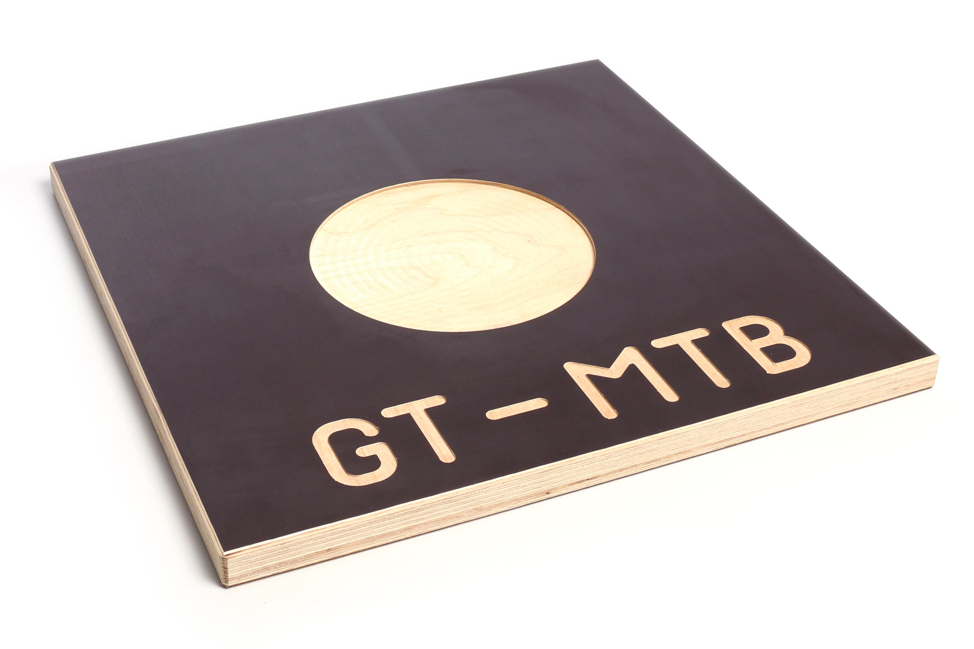 MTB Pallholz 380x380mm