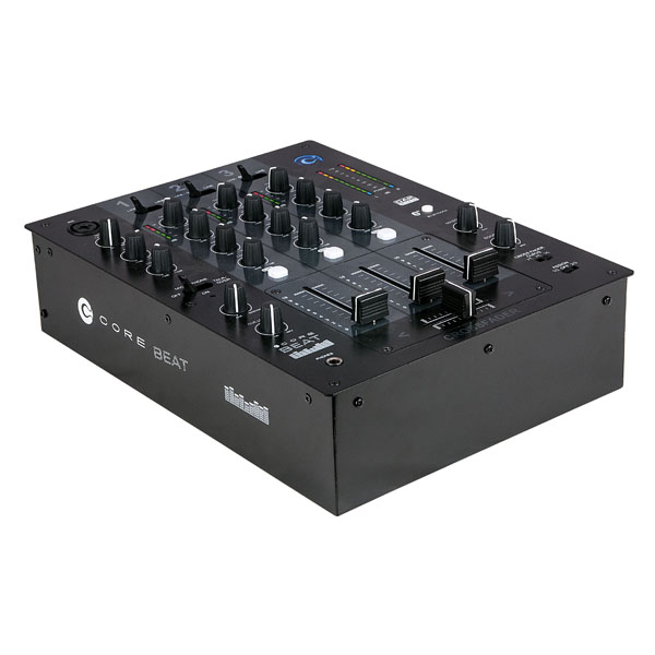 DAP CORE Beat DJ-Mischpult mit 3 Kanälen